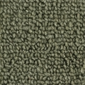 1971-73 Mustang Fastback Nylon Fold Down Carpet (Moss Green)
